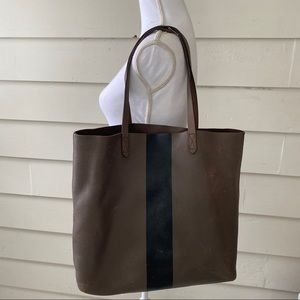 Madewell Bag Leather Transport Tote